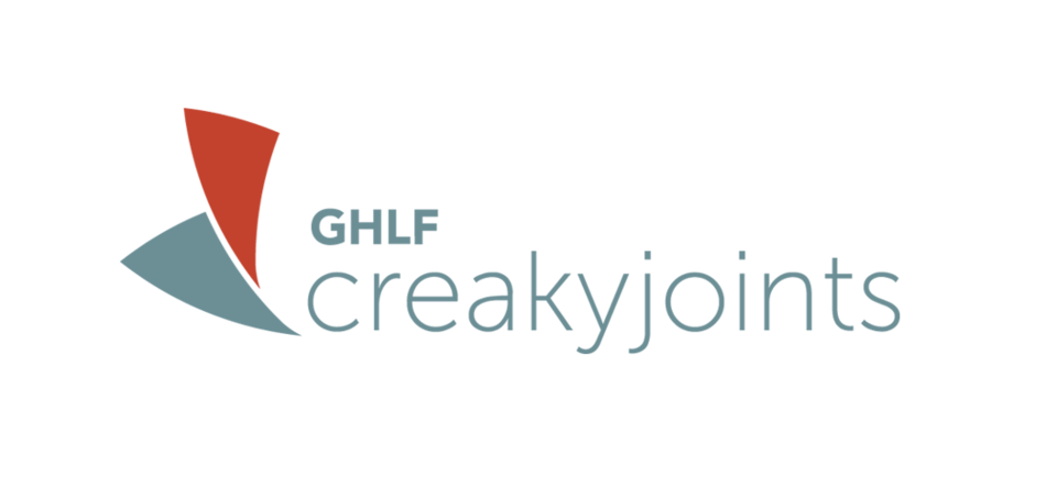 GHLF Creaky Joints logo