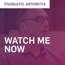 Psoriatic arthritis watch me now