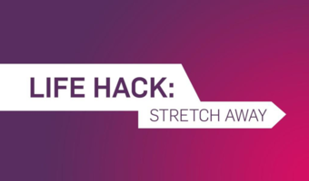 Life Hack: Stretch Away – Stretching may help manage your condition