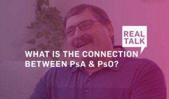 Real Talk: The connection between PsA & PsO