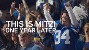 Watch Me Set the Pace (Mitzi - One Year Later)
