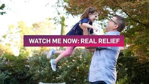 Watch Me Now: Real Relief