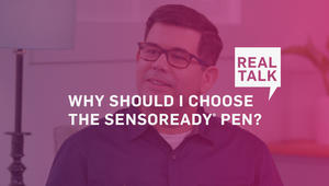 Why should I choose the Sensoready Pen?